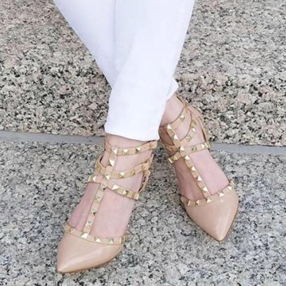 355c125ab098 Jessica Simpson Shoes - ✨HP!!!✨EUC Jessica Simpson Dameera Pumps (